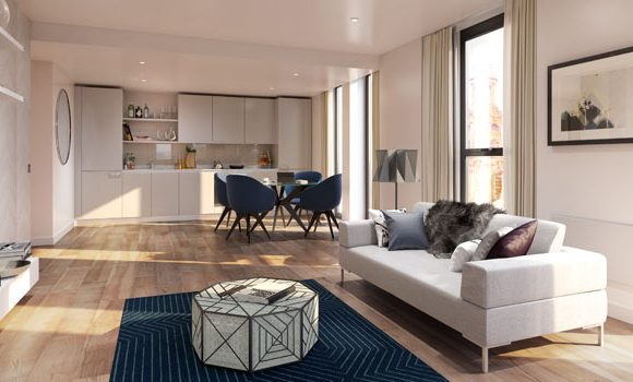 351 Exclusive New Residences - Manchester New Square