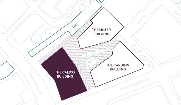 calico Building Plan