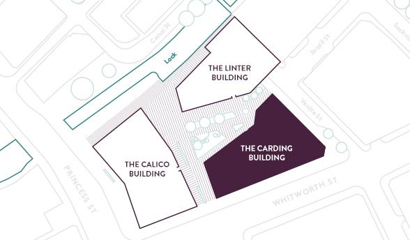 carding Building Plan