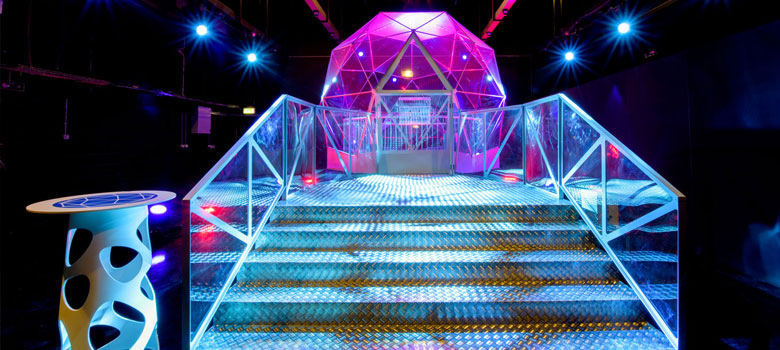 Crystal Maze Challenge Manchester - Manchester New Square